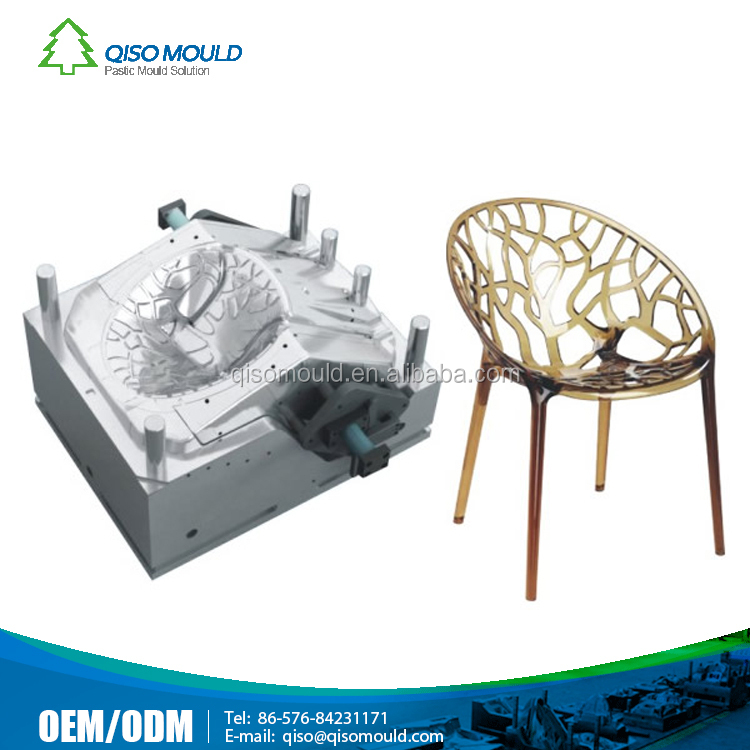 oem/odm high quality plastic injection outdoor arm chair mould Household Mold