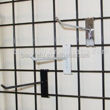 Metal Grid Wall display metal grid panel accessories/ grid panel/ grid panel