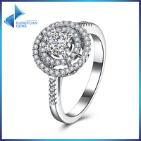 Best quality personality romanti silver ring designs