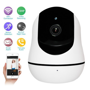 automatic switching between day and night surveillance mode rtsp skype wifi charger camera with two way intercom audio