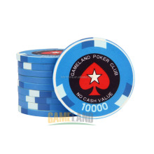 Anti-Impatto Materiale 14g Ept di Ceramica Su Ordinazione <span class=keywords><strong>Poker</strong></span> <span class=keywords><strong>Chips</strong></span>