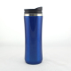 Double wall stainless steel termos travel mug coffee mug for sublimation