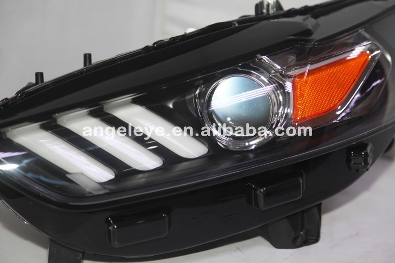 For Ford Fusion Titanium Led Head Lamps Led Headlight For Mustang