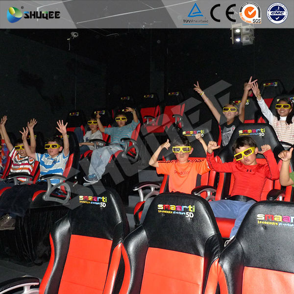 Comfortable And Durable 4D Motion Cinema Seat for Cinema Prices
