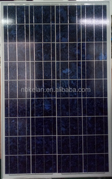 100W COLORFULL POLY SOLAR PANEL/MEDIUM SIZE SOLAR PANEL/PV MODULE