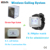 elevator wrist watches system K-300plus+K-L for Building site elevator push button for emergency lift wireless calling system