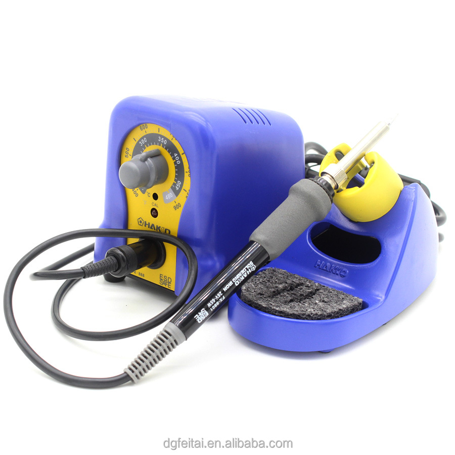 Electric Welding Machine Soldering Equipment HAKKO FX-888 Soldering Station Made in China