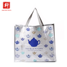 Lage Prijs Milieuvriendelijke <span class=keywords><strong>Herbruikbare</strong></span> Carry Stof Non Woven Shopping Tote Bag