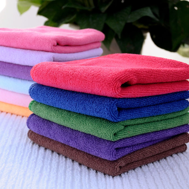 Manufacturers Supply 260g / M Microfiber Absorbent Towel