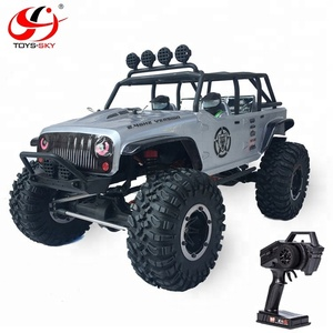 Remo Hobby 1073-SJ 1/10 2.4G 4WD Brushed RC High speed electric car Off-road Rock Crawler Trail Rigs Truck RTR Toy
