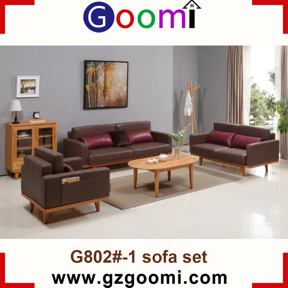 Living Room Chair Styles Goomi Living Room Furniture North Europe Style G802 Solid Wood