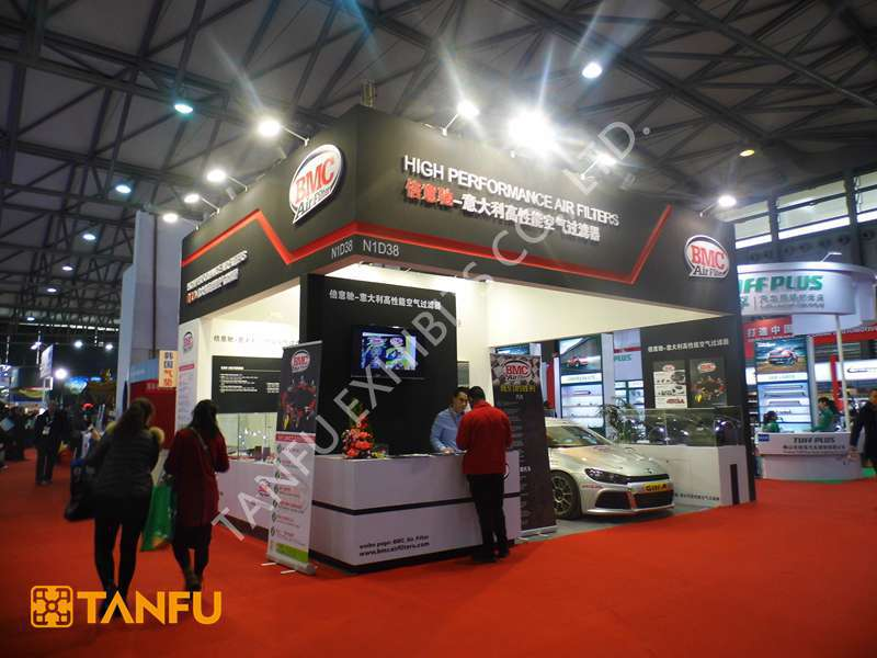 Exhibition Stand Builders China : China exhibition stand construction services for shanghai