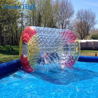 inflatable water moving ball price , inflatable water roller ball / Sponsored Listing Contact Supplier Chat Now! New Product