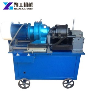 Chinese factory thread roller making machine price in india tesker rolling for sale