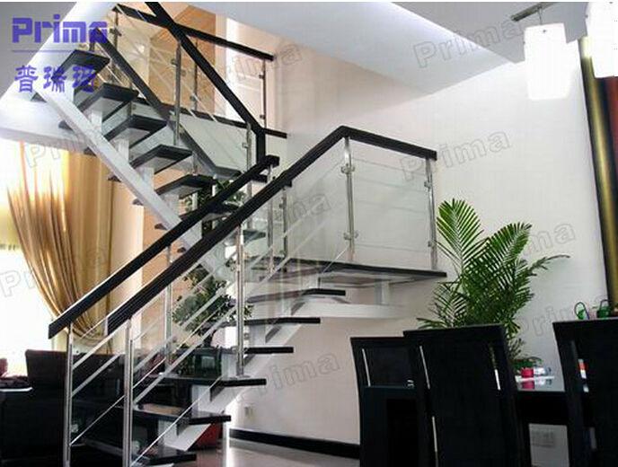 Indoor Wood Steps House Single Steel Staircase Buy