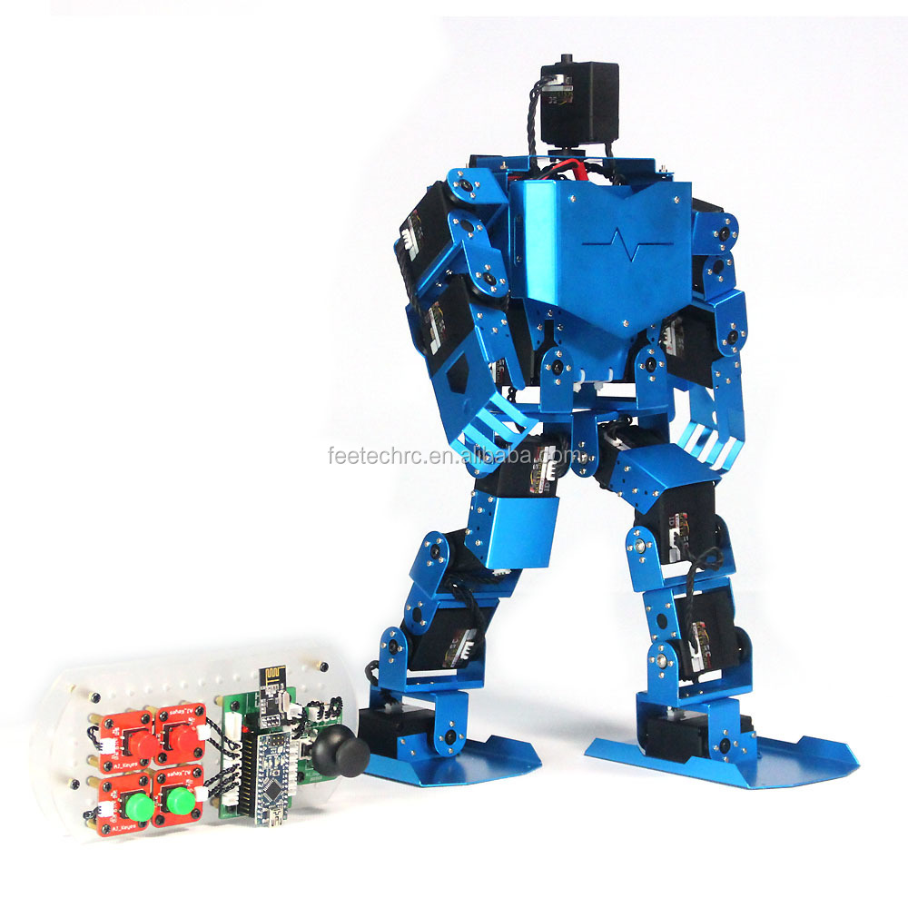 Robot Kit Servo Support 17dof Humanoid Arduino Educational
