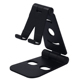New Aluminum Folding Mobile Phone Holder 180 Degree Rotating Table Stand For Mobile Phone