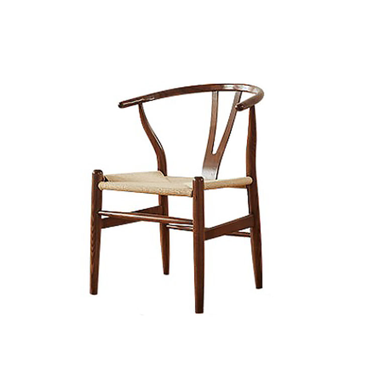 Y Rattan Dining Chair wood design Chair
