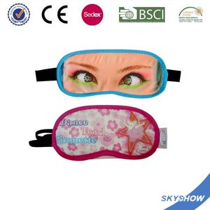 Supreme Quality Hot Selling Shanghai Factory Funny Print Eyemask