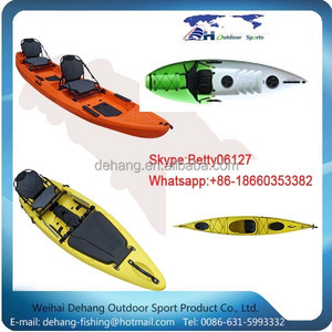 Hot Selling Pvc Inflatable Canoe /inflatable Kayak /inflatable Boat