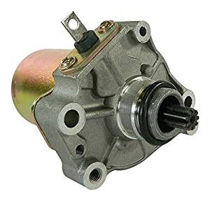 DB Electrical SCH0040 Starter For Aprilia 125 Motorcycle Classic 1995-2000/RS125 1995-2013/Tuono 2003-2004/Mitsuba SM5289, Rotax 294800, 294801