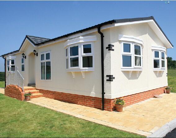 Low Cost Modular 2 Bedroom House Plan
