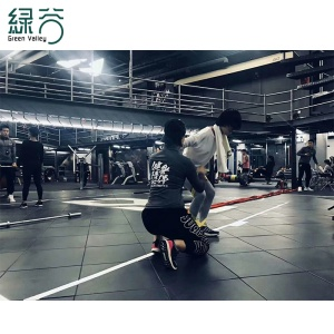 Wholesale promotional epdm rubber granules gym rubber flooring