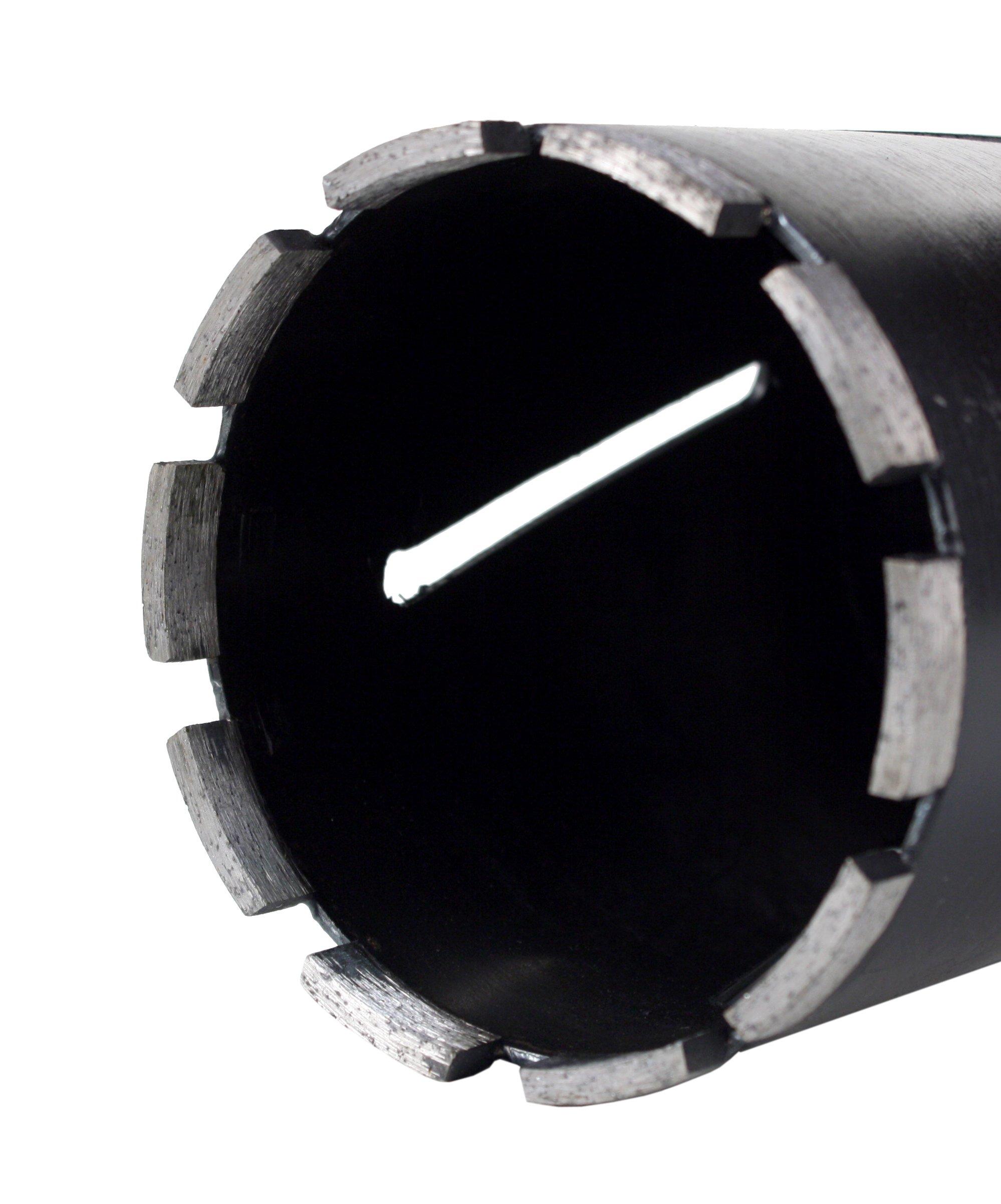 "Steel Dragon Tools 4-1/2"" (114 mm) x 6"" Dry Diamond Masonry Core Drill Bit"