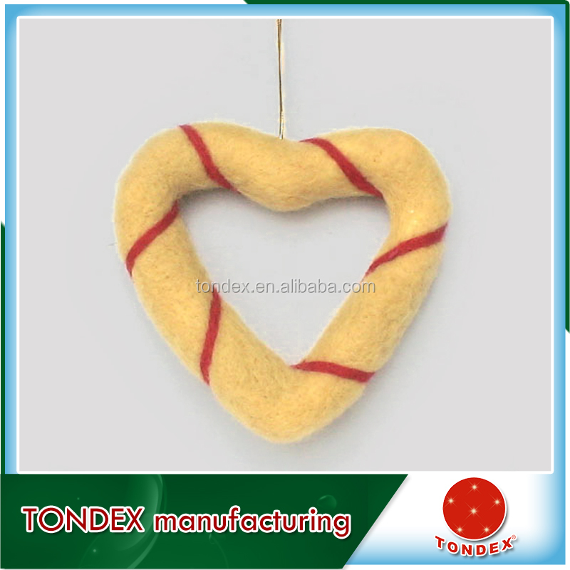 Hot Selling best fashion woolen decoration handicraft ornaments