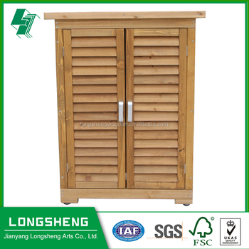 Durable Garden Storage Shed Wood