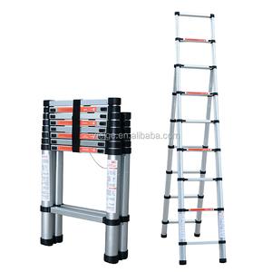 lidl telescopic ladder/longest telescopic ladder/telescopic ladder with hook
