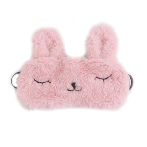 Wholesale Funny Cute Cartoon Sleep Eye Mask For Travel Animal Sleeping 3d Mask With Printed Logo