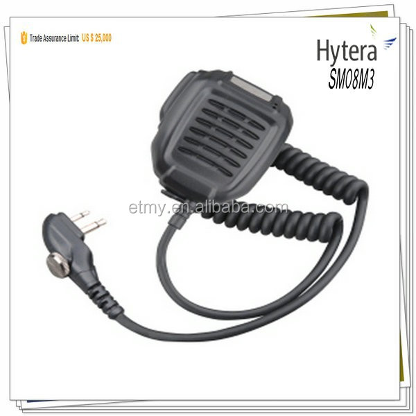 SM08M3 omni-directional 3.5mm external earpiece jack cb radio microphone