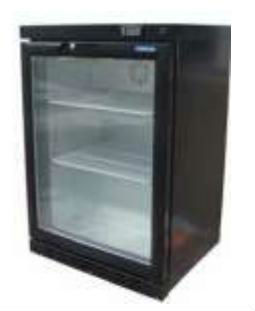 Undercounter Bar Freezer