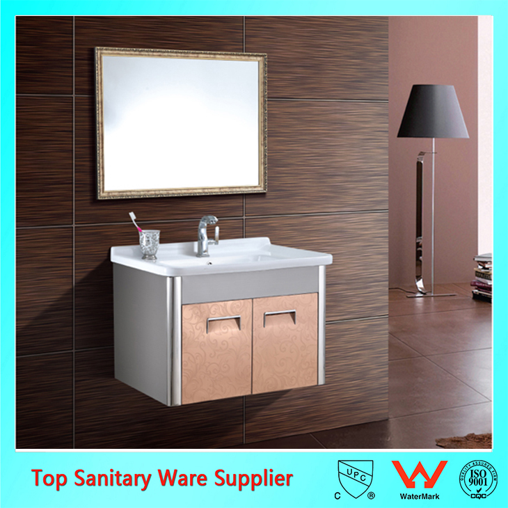 Classic style bath cabinet for hotel