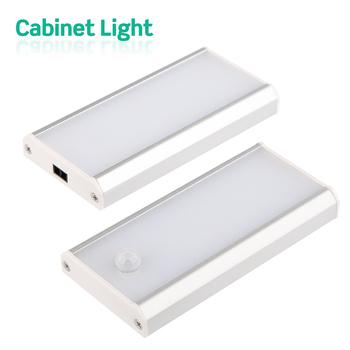 Linear Led Under Counter Lighting Fixtures Strip Ul Listed Pir Sensor