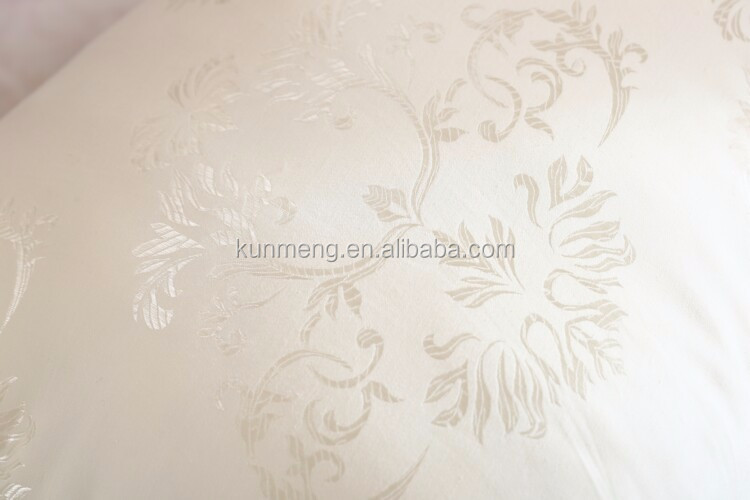 Luxurious 100% natural eco-friendly jacquard 1custom