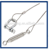 Industrial Heavy Trailer Towing Cable Assy With Hook