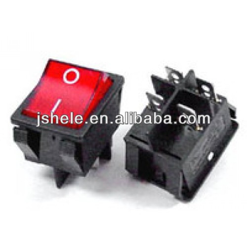KCD1 KCD2 KCD3 KCD4 rocker switch from china yueqing supplier