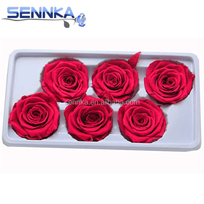 Yunnan Sennka Factory Price Preserved Real Roses Wholesale Preserved