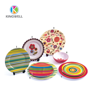 New Design Corelle usa Melamine Plates Sets Dinnerware