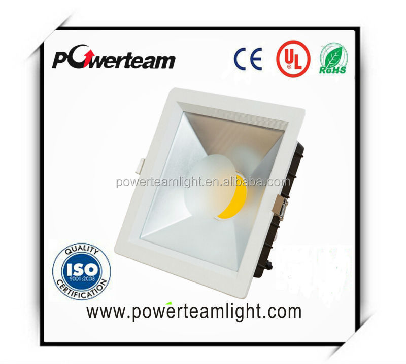 Wholesale - Best of Best 30W COB LED Downlights Square 3.5 inch Recessed Lamp Fixture Light