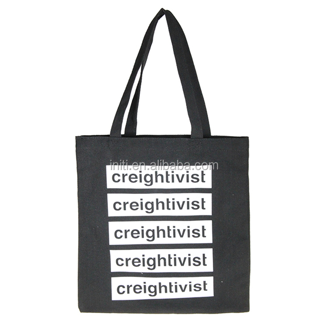 Durable fashion standard size cotton <strong>tote</strong> bag