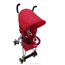 new model multiple color safety soft material sea baby stroller