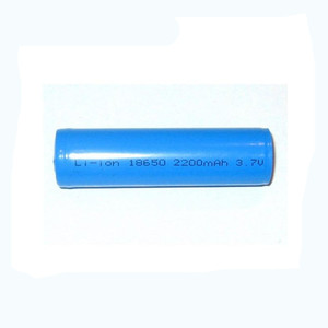 Great power icr18650 3.7v 2200mah li-ion battery rechargeable battery