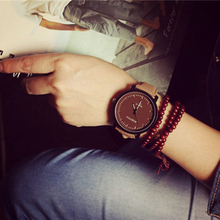 New Design Fashion Watch Steel Case Men women Leather Quartz analog wrist Watch lady dress watch free shipping