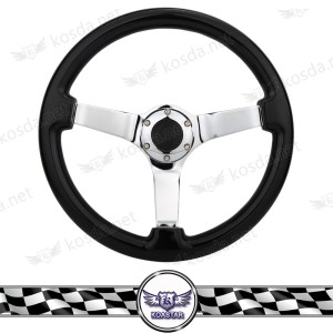 jdm car parts universal 350mm Deep wood used auto car steering wheels