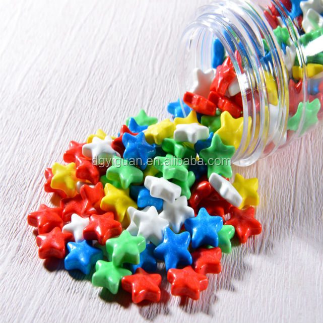 Edible Colourful Moon Shape Sprinkles - Buy Moon Candy,Press  Candy,Fantastic Sprinkles Product on Alibaba com