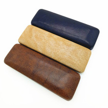 China Custom hard glasses case wholesale PVC eyeglass case, glasses case high quality lower price