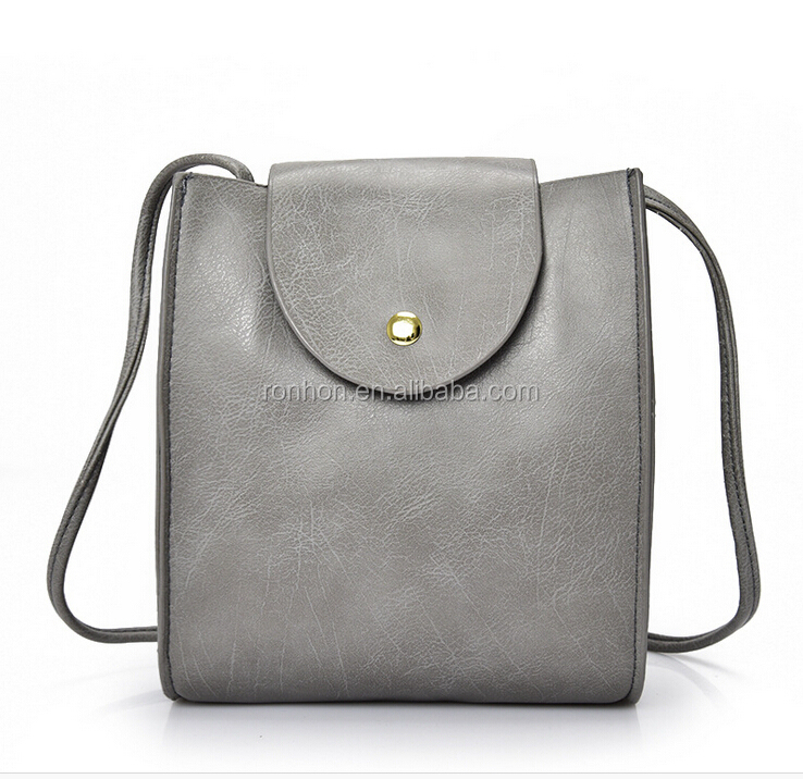 Women's Fashion Pu Leather Crossbody Tote Shoulder Bag Handbag Stylish Reversible Square Handbags
